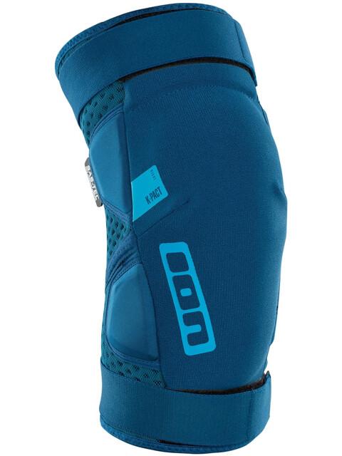 ION K-Pact Knee Protectors ocean blue